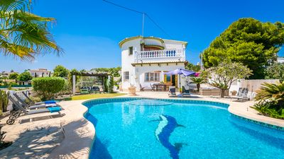 Photo for Villa Alessandra Luisa - Large family Villa with sea views and private pool