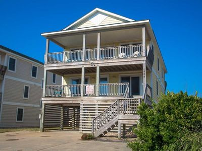 Photo for Sea Winds -Semi-OceanFront:  6 Master Bedroom Suites, 8 Baths, Pool & Hot tube!