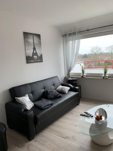 Photo for modern 2 room city apartment with roof terrace
