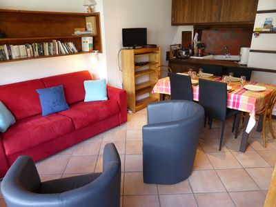 Photo for Apartment Vacation Rental in Les Contamines-Montjoie
