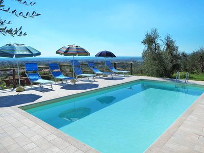 Photo for Vacation home Villa Agrumi  in Monsummano Terme (PT), Pisa - Lucca surroundings - 8 persons, 4 bedrooms
