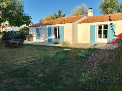 Photo for Villa Noirmoutier-en-l'Île, 3 bedrooms, 7 persons