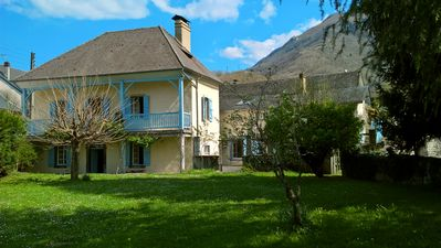 Photo for Large renovated Béarnaise house with garden