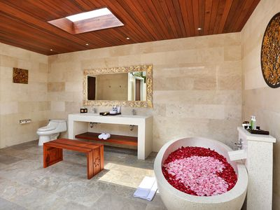 Photo for Cozy One Bedroom Suite Villa with a private pool, FREE return airport transfers