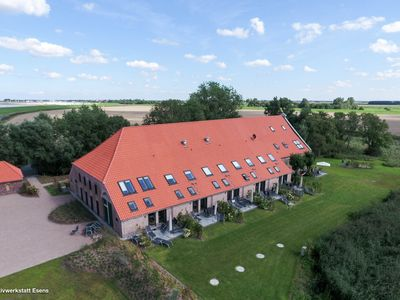 Photo for Exclusive apartments in the historic Gulfhof polder72 Apartment 5 | Eger
