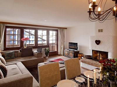 Photo for Apartment Haus Domino in Zermatt - 6 persons, 3 bedrooms