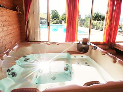 Photo for IDEAL STAYS AND FESTIVALS MAS 350 m2 BILLARD GAME ROOM 100m2 + SPA + SWIMMING POOL