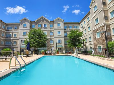 Photo for Free Breakfast + Free Wi-Fi + Outdoor Pool | Close to Austin Airport