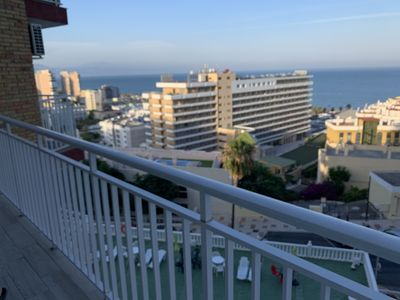 Photo for Apartment overlooking the sea. Cruise suite