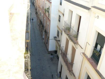 Photo for Two bedroom apartment in the historic center of Seville