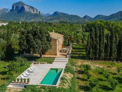 Photo for Finca S'Erisal (040801) - Country house for 6 people in Alaro