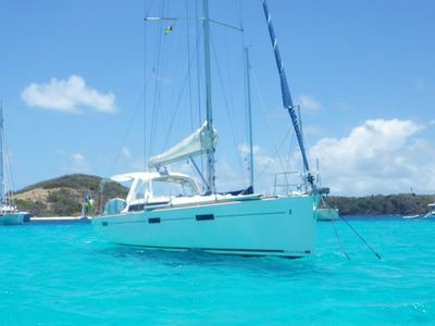 Photo for Private Yacht. Skippered charter. Grenadine Islands