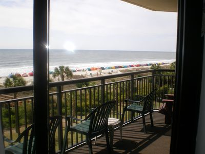 Photo for UNIT 403 SOUTHWIND UPSCALE RESIDENTIAL OCEANFRONT