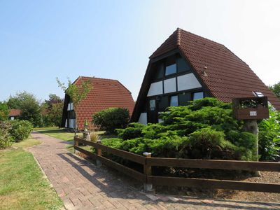 Photo for Holiday home Winnetou - for 4 persons - pet allowed - Holiday home Winnetou in the holiday village Altes Land