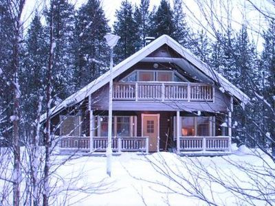 Photo for Vacation home Luxporo in Kittilä - 10 persons, 5 bedrooms