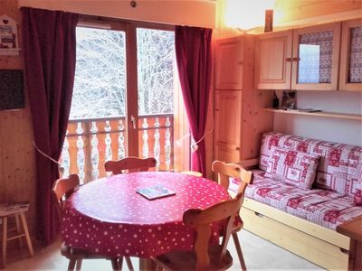 Photo for TER-OURS-45 : Apartment 3 rooms and cabine near the slopes
