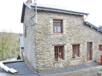 Photo for Small typical Ardennes house, comfortable, in quiet hamlet