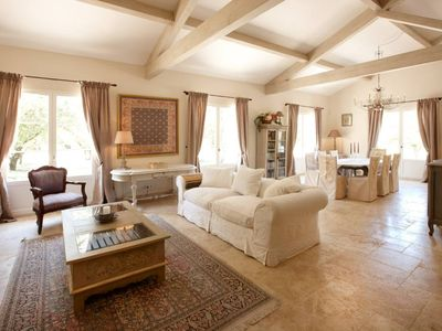 Photo for 4BR House Vacation Rental in Visan, Provence-Alpes-Côte-D'Azur