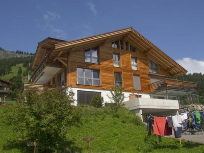 Photo for Apartment Gartenweg  in Adelboden, Bernese Oberland - 8 persons, 4 bedrooms