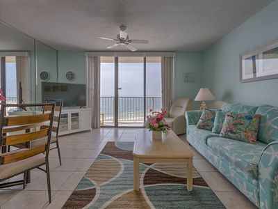 Photo for Seaside Beach & Racquet 3705 Orange Beach Gulf Front Vacation Condo Rental - Meyer Vacation Rentals