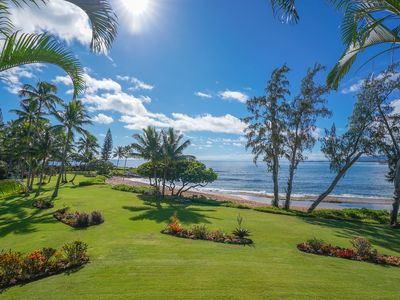 Photo for Oceanfront Condo at Lae Nani