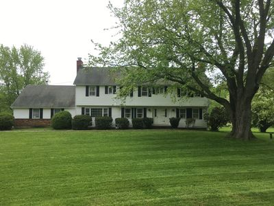 Gather your family at this country estate