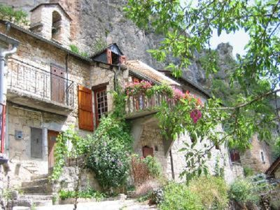 Photo for Country holiday home - Sainte Enimie Old stone House with character