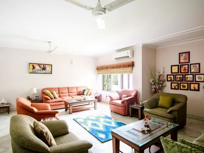 Photo for Luxurious 4BHK Independent Floor in South Delhi