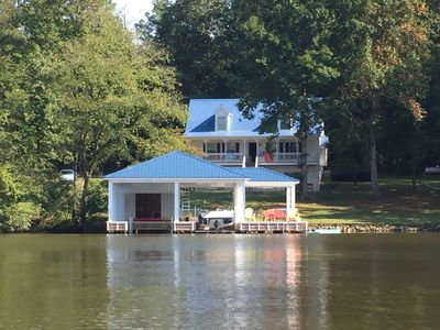Photo for Hyco Lake, Private Cobbs Creek, Great Dock