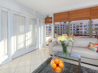 Photo for Oceanfront Miami Beach Condo with Pool & Hot Tub Access Apt. 1515