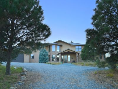 Photo for Mountain View Retreat - 2 Living Areas, Hot Tub, Ping Pong & Pool Table, Grill
