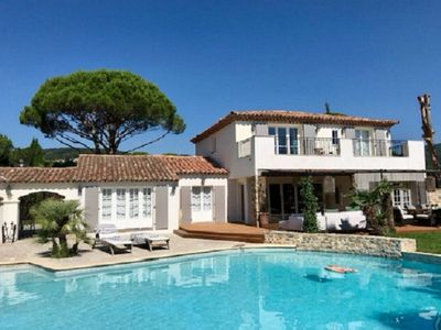 Photo for Traditional Villa With Private Pool And Mature Mediterranean Garden