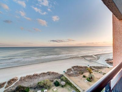Photo for 10th Floor, DIRECT OCEANFRONT VIEW, Pools, Hot Tubs, Lazy River, More!