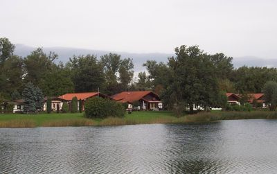 Photo for Vacation home in the recreation center of Oberrhein directly by a swimming lake