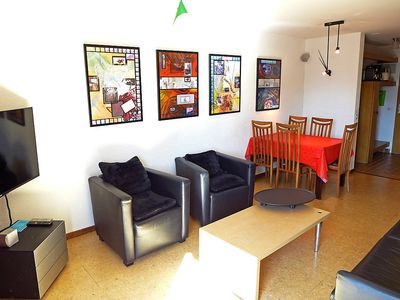 Photo for Apartment in the center of Crans-Montana with Lift, Parking, Internet, Pool (46189)
