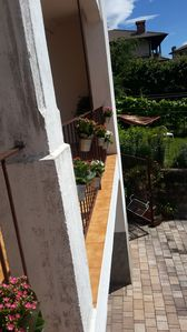 Photo for Small apartment in Clusone