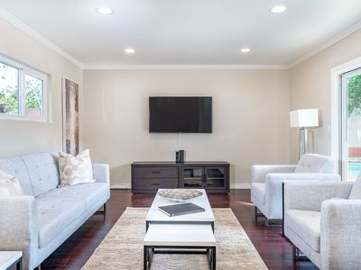 Photo for Modern Comfort Home with Sparkling Pool near Universal Studios, Beaches & More