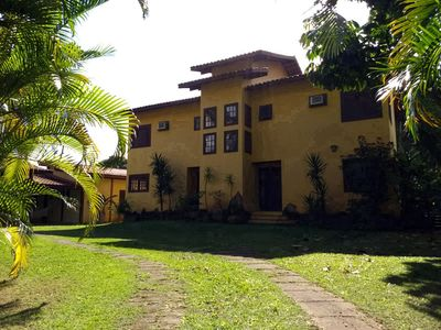 Photo for Two Bedroom Townhouse - Gated Community - Close to the Sea.