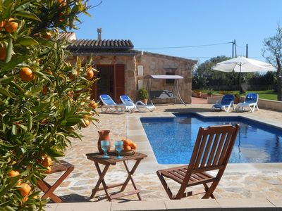 Photo for 2BR Villa Vacation Rental in Pollenca