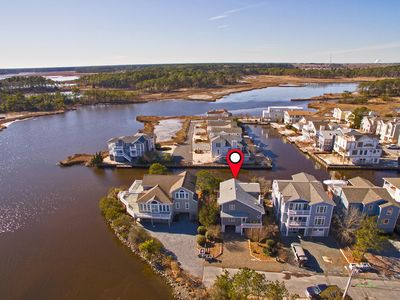 Photo for South Bethany | Waterfront property with beautiful views.
