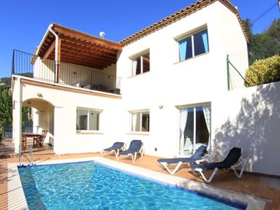 Photo for Club Villamar - Nice villa with private swimming pool nearby Calonge for relaxing holiday