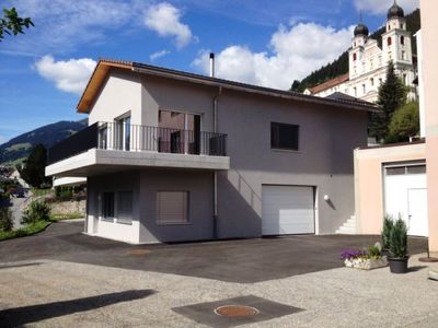Photo for Apartment Ferienwohnung Keller in Disentis - 4 persons, 2 bedrooms