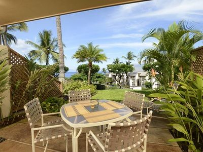 Photo for Up to 25% OFF Sale!! Maui Kamaole 1 BD Ocean View Condo  #H109