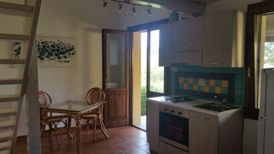 Photo for OFFER accommodation with panoramic garden in the vineyards near the sea
