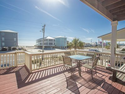 Photo for GULFVIEW and PET FRIENDLY Beach House w/  Pool!
