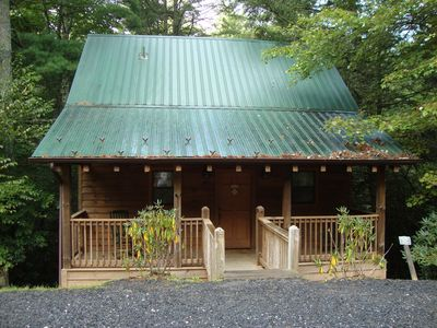 Photo for Creekside Cabin near the Blue Ridge Parkway