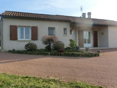 Photo for HOUSE GREEN PERIGORD, 6 PLACES