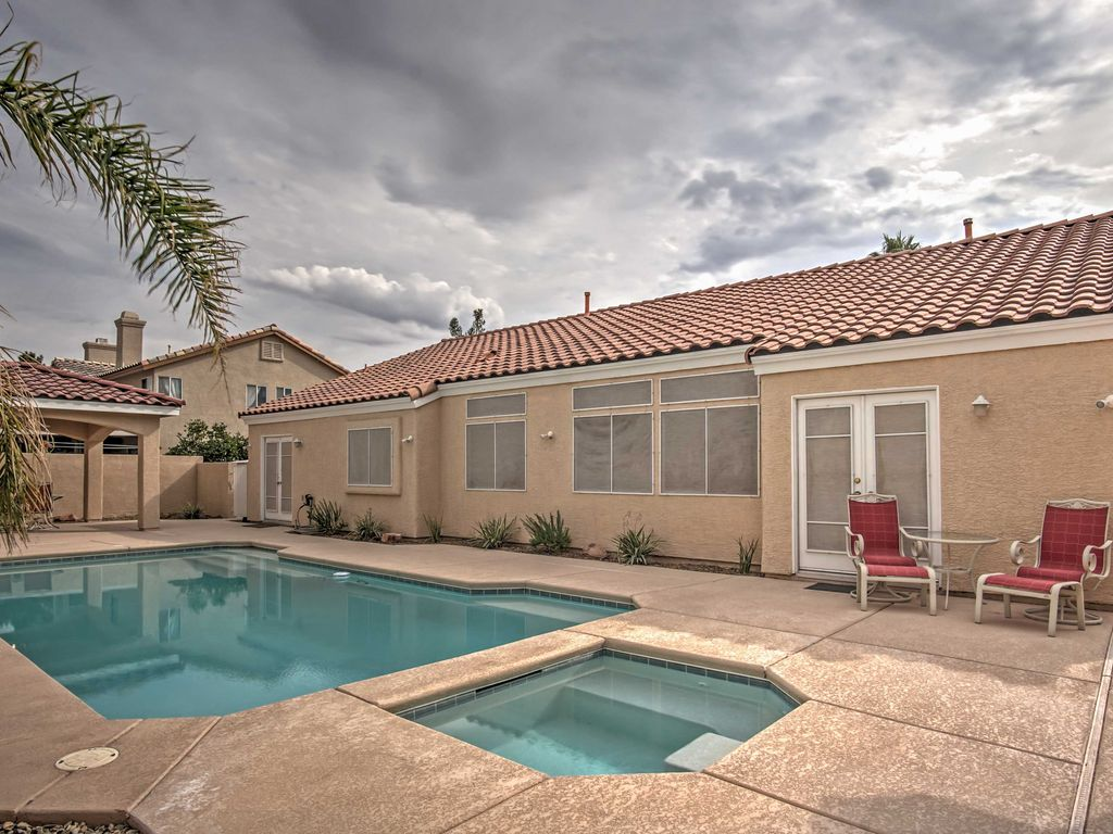 4br las vegas home w private pool spa las vegas nevada rentals and resorts