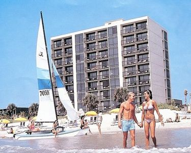 Photo for Schooner Beach & Racquet Club, Two bedroom, Myrtle Beach, SC