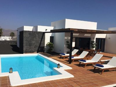 Photo for Holiday house Playa Blanca for 1 - 4 persons with 2 bedrooms - Holiday house